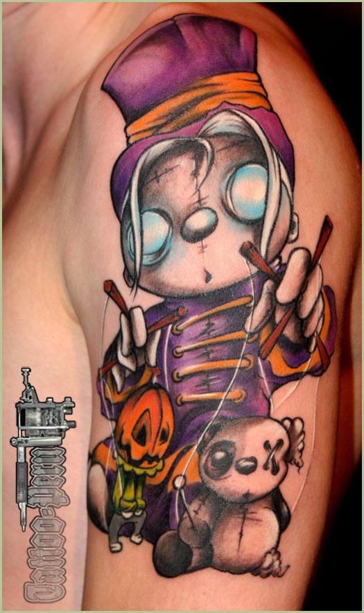 de todo tipo de tatuajes: