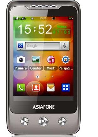 Spesifikasi Asiafone AF 785