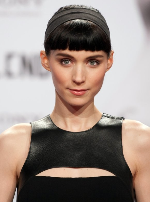 the girl with the dragon tattoo berlin premiere - Rooney Mara