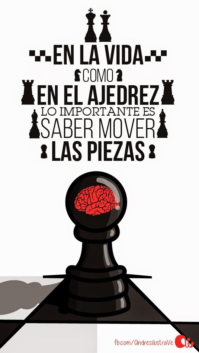 El ajedrez y la vida