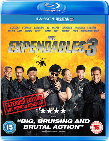 The Expendables 3 Dual Audio Hindi BluRay Download