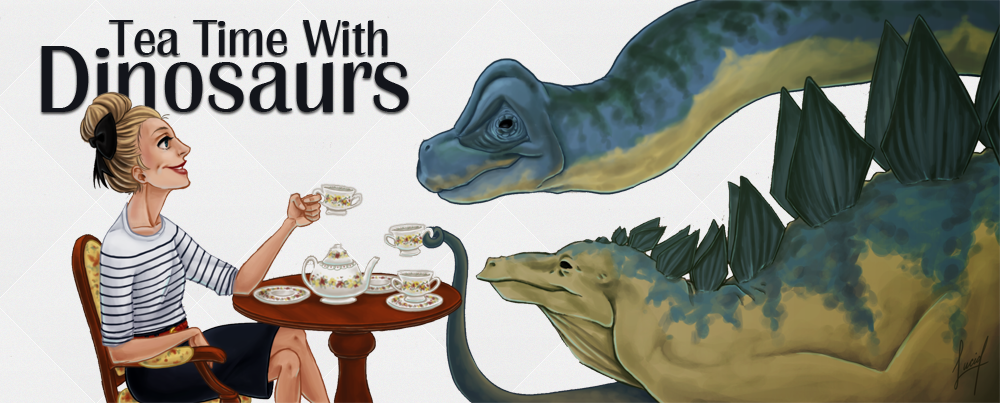 Tea Time With Dinosaurs