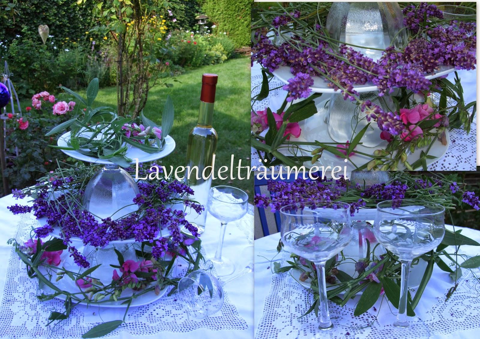 Lavendeltraumerei Sommertraume