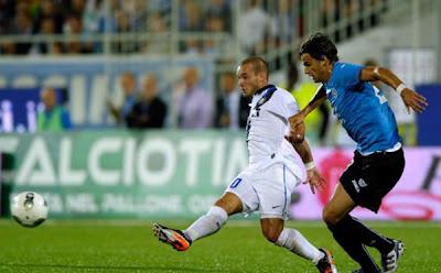 Novara 3 - 1 Internazionale Milan (3)