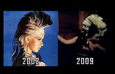 Lady Gaga is a Copy Paste