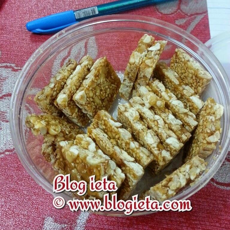 Wordless Of Wednesday, Manisan dan Kudap-kudapan, Makanan Kegemaran, Food Phorn, Jipang, Gula Kacang, Aiskrim Malaysia