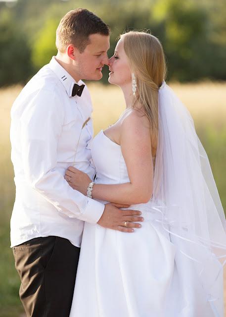 Sutaszowy komplet ślubny