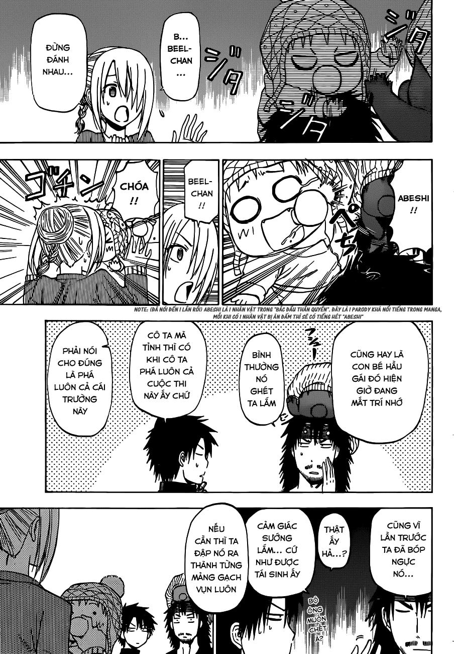 Vua Quỷ - Beelzebub tap 181 - 10