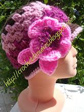 PAP para elaborar Gorro a Crochet para niñas