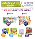 September Usborne Specials
