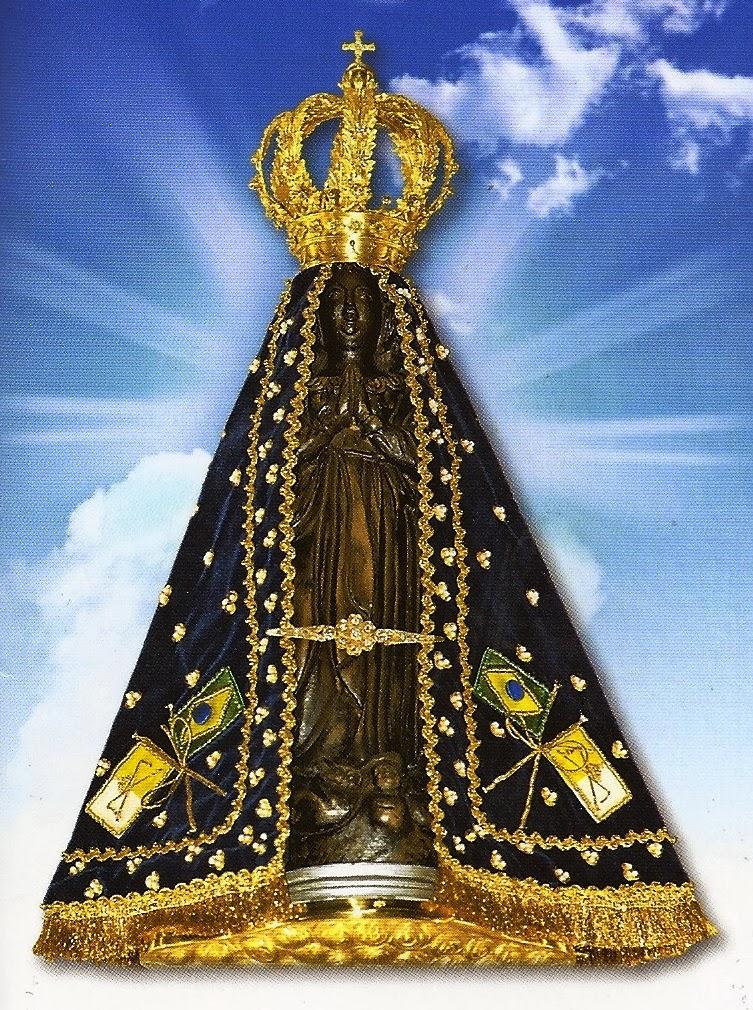 Nossa Senhora Aparecida Na Umbanda Céu Azul