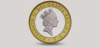 Queen Elizabeth coin portrait 3