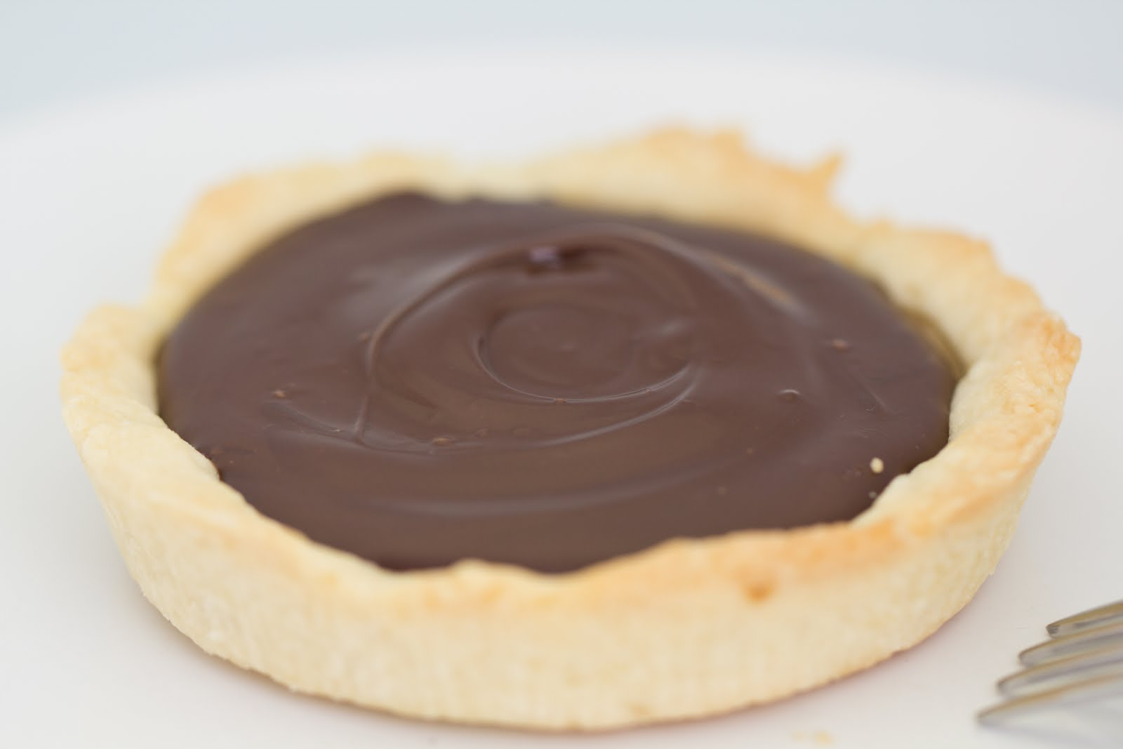 Hovkonditorn: Chocolate-Caramel Tarts