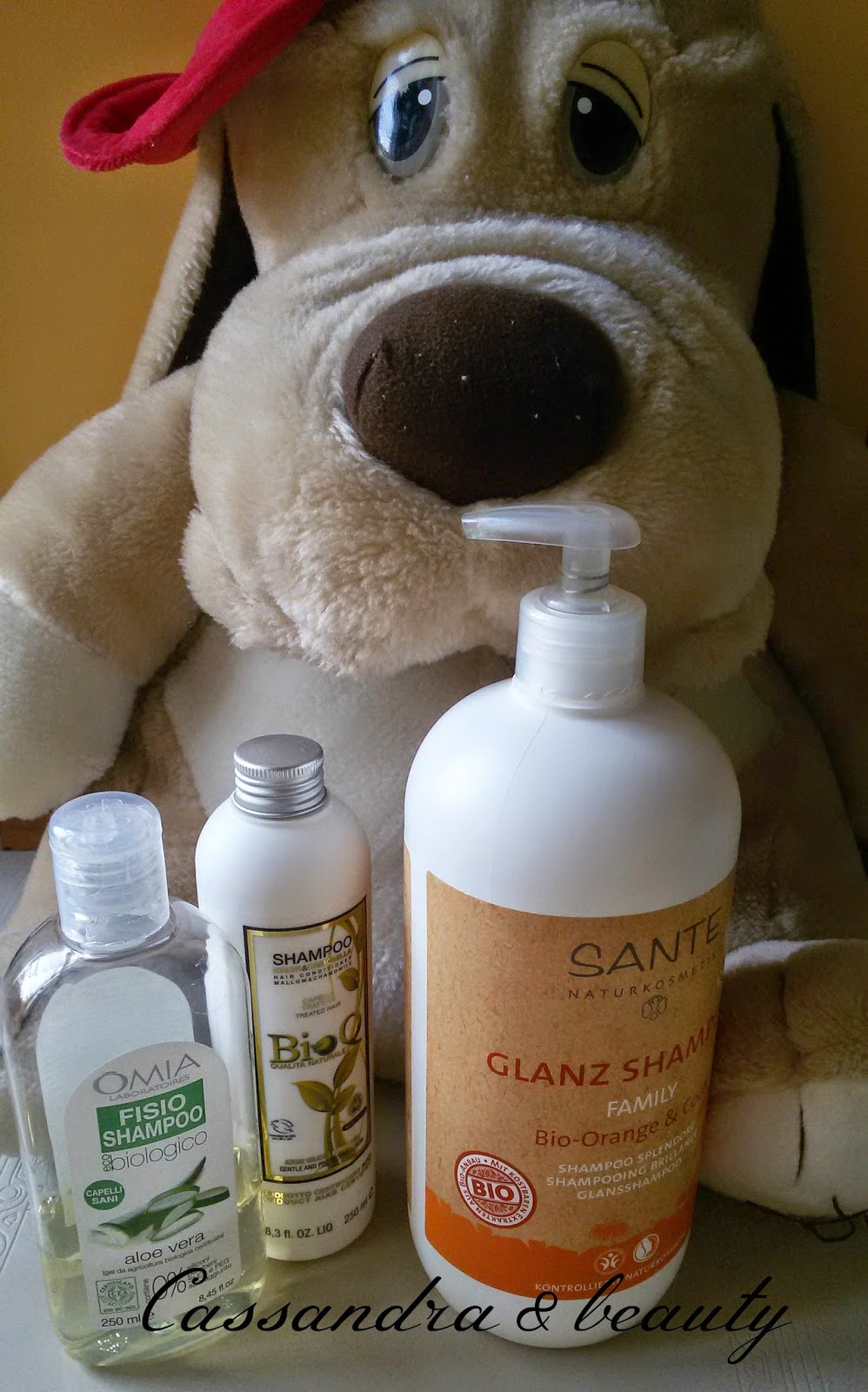 Gli shampoo eco-bio che ho provato: comparazione + il mio preferito