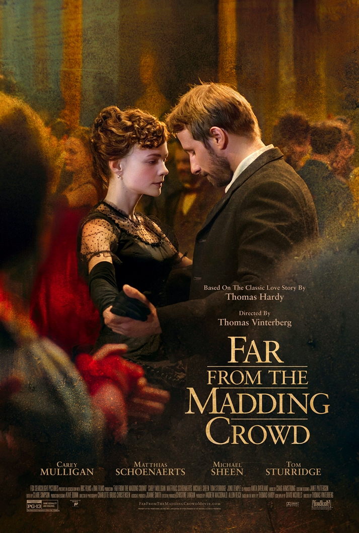 Póster: Far From the Madding Crowd