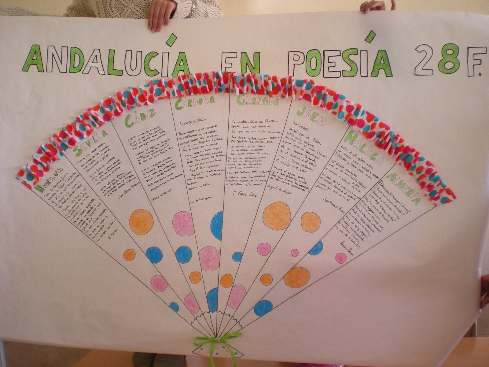 Resultado de imagen de poemas sobre andalucia