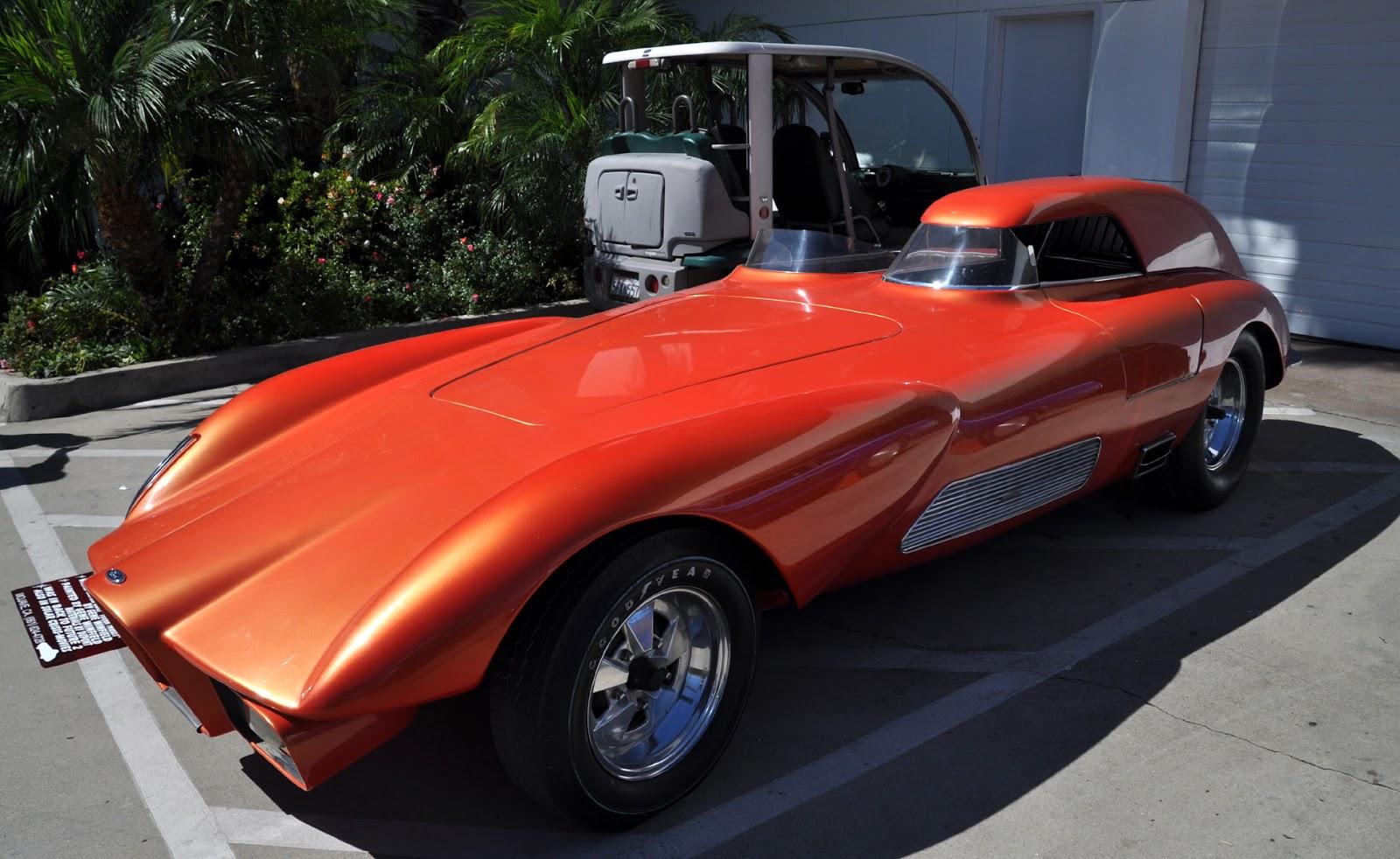 Gene Winfield Car Show