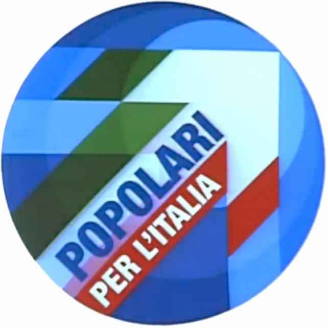 Risultati immagini per simbolo POPOLARI PER L'ITALIA
