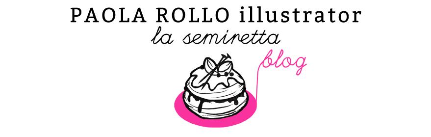 La semiretta, Paola Rollo illustrazione