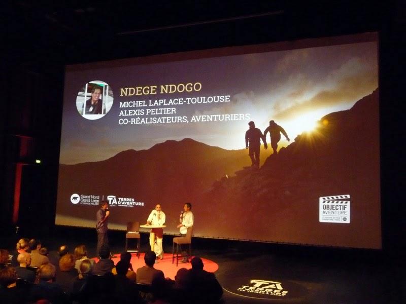 Festival Objectif Aventure - Paris 2015