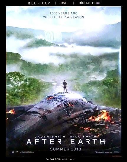 Dünya: Yeni Bir Başlangıç - After Earth (2013)
