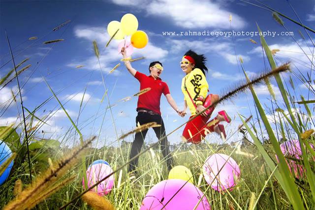 foto Prewedding Photography pengantin ova dayat