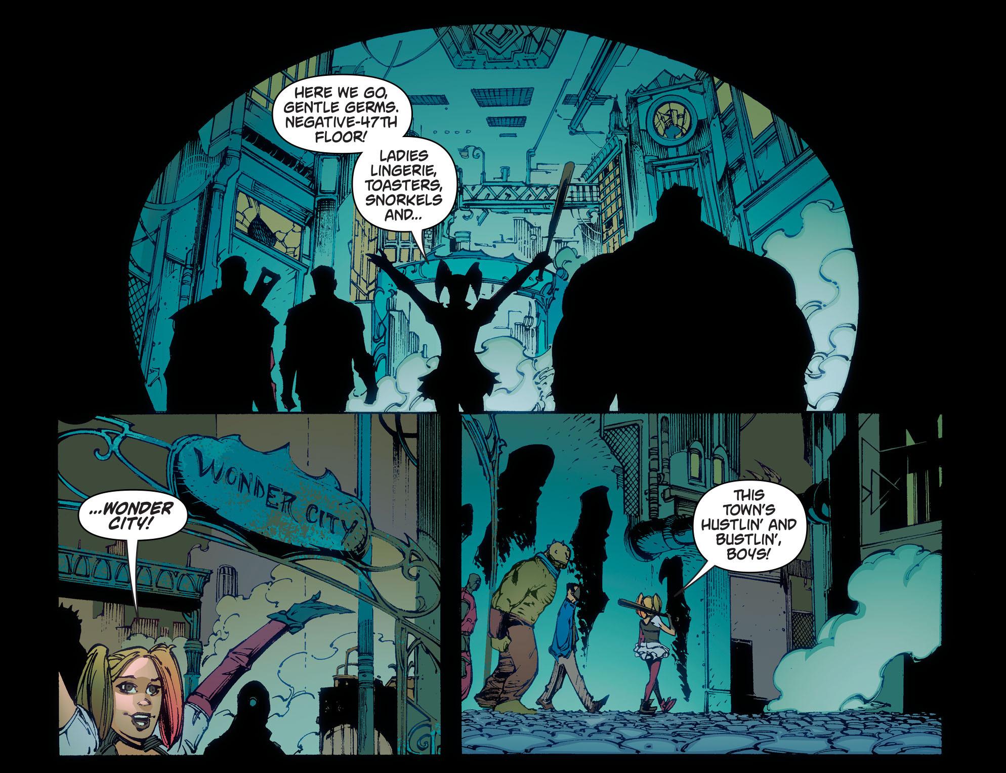 Batman: Arkham Knight [I] Issue #20 #22 - English 21