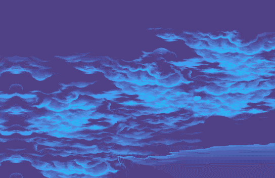 sprite fx sprite background night sky