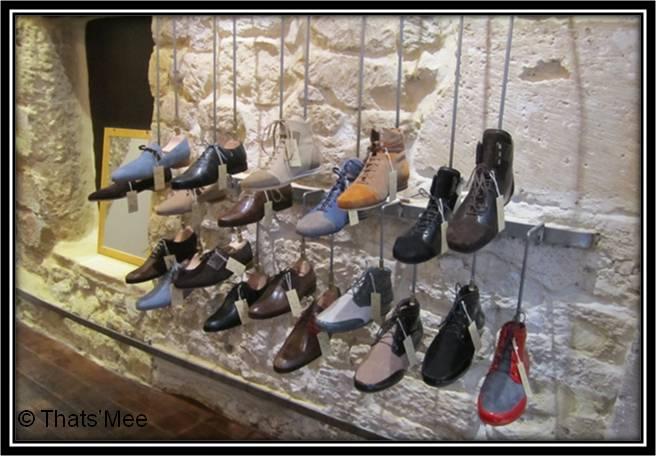 chaussures homme de L'echoppe de Black dandy