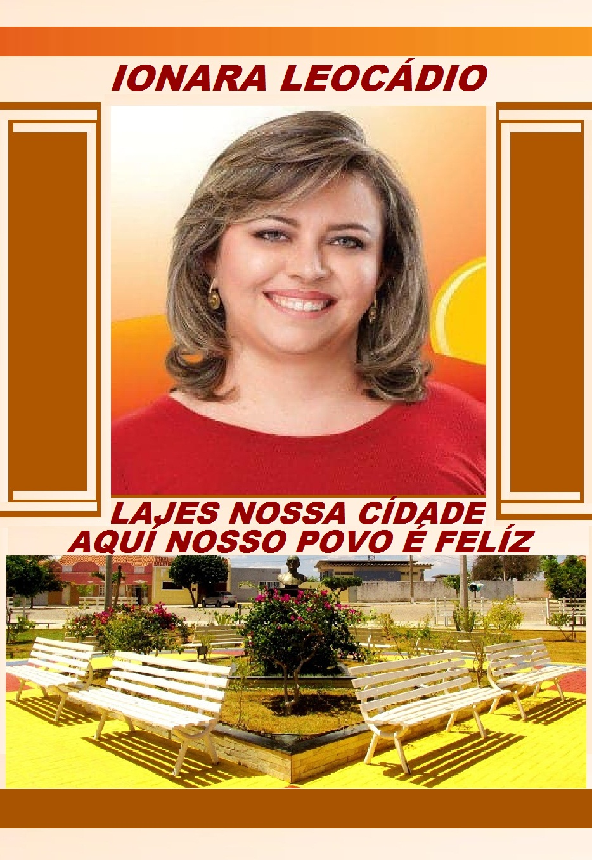 IONARA LEOCÁDIO LAJES RN
