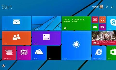 Cara Update Windows 8.1 x86 dan x64 Secara Offline