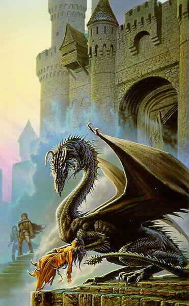 a review of dragonsbane by barbara hambly Dragons from stars in an empty sky - barbara hambly's dragonsbane filed under: review — tags:  and this is a recurring theme in a lot of hambly's work.