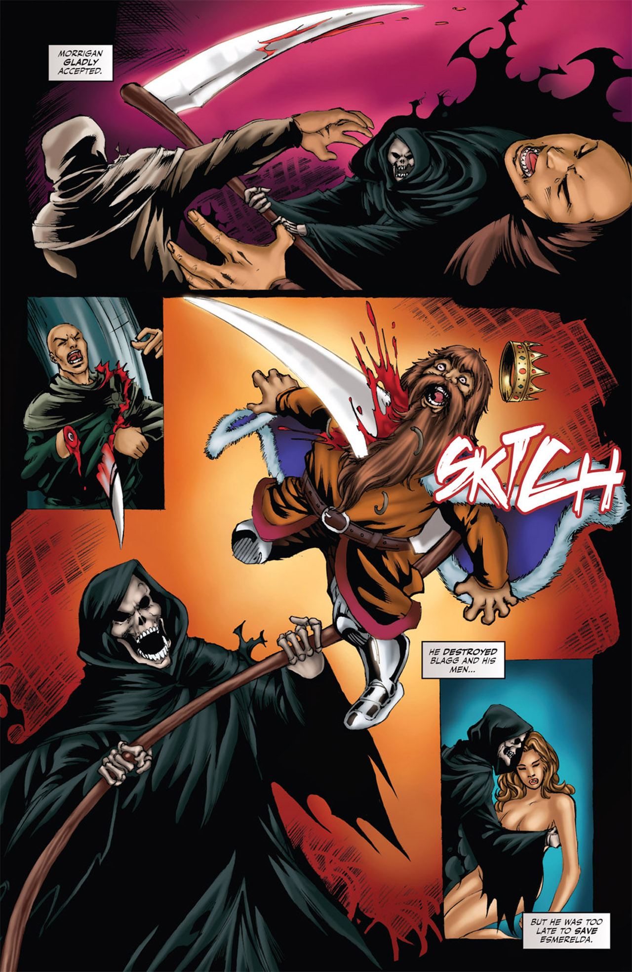 Grimm Fairy Tales (2005) Issue #53 #56 - English 23