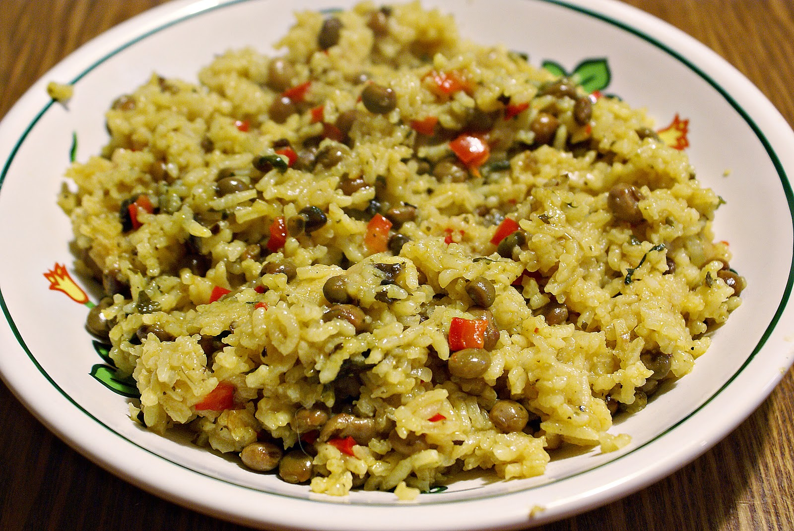 Arroz Con Gandules (Rice With Pidgeon Peas) Recipes — Dishmaps