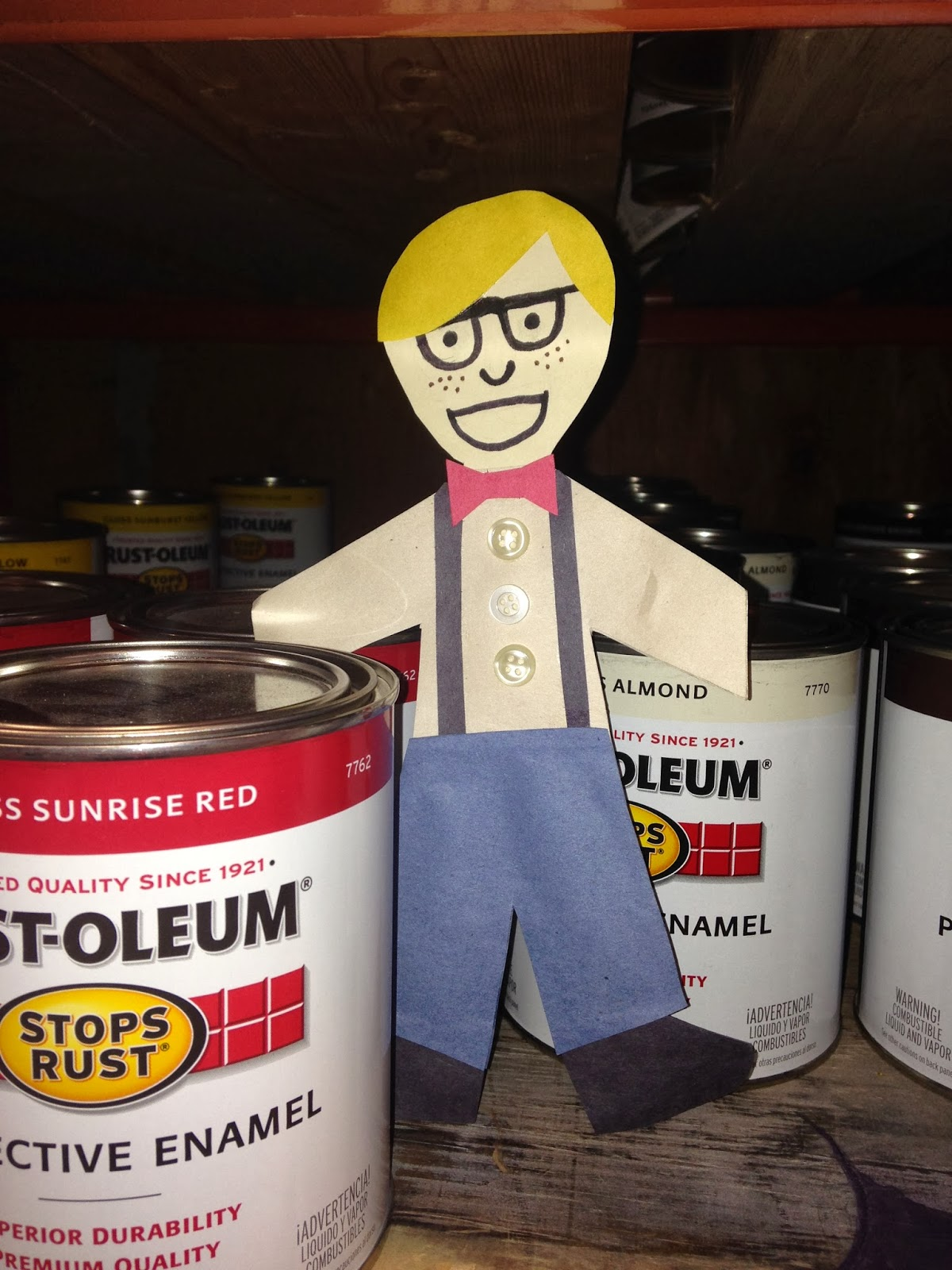 The Life of Flat Lewie The Home Depot