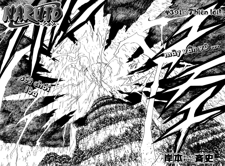 Naruto chap 391 Trang 2 - Mangak.info