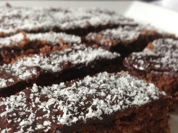 Chocolate Coconut Bars