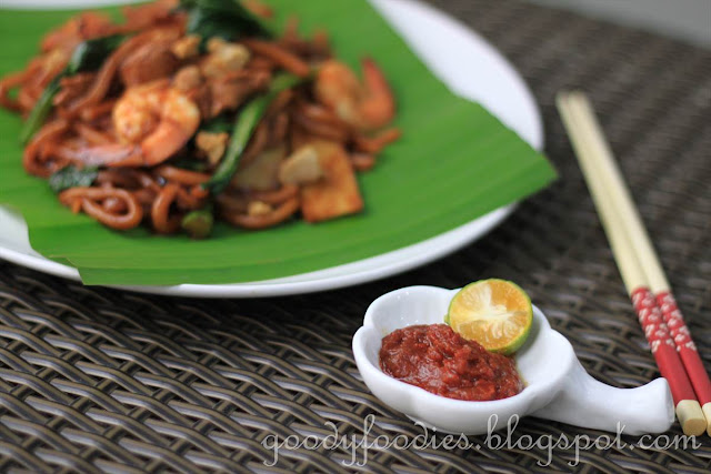 fried kl hokkien mee 福建面 recipe by baby sumo preparation time 15 ...