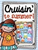 https://www.teacherspayteachers.com/Product/Cruisin-To-Summer-Craftivity-for-the-End-of-the-Year-1231531