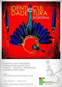 IF imbioca na Cultura Indígena