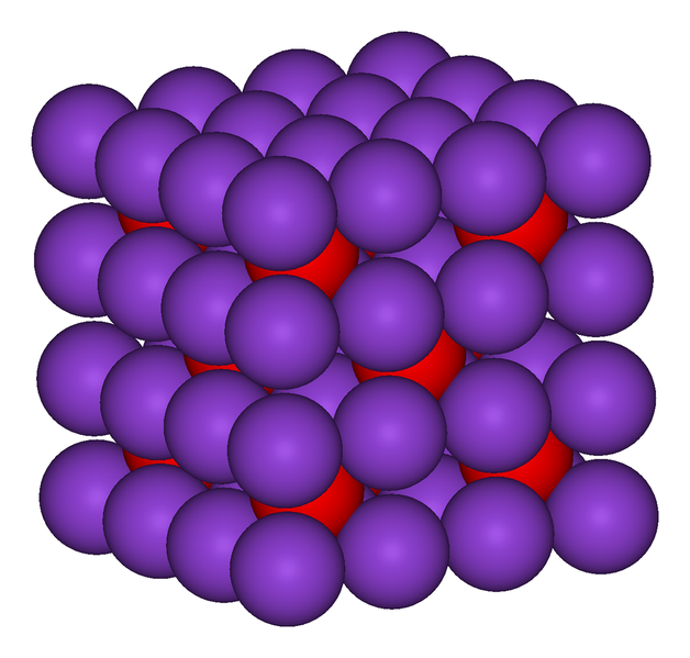 An inorganic compound.