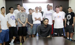 Balkman Banned and Fined
