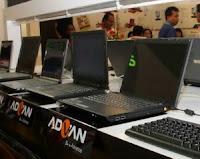 Daftar Harga Laptop Advan Bulan Mei 2013