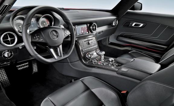 2011 mercedes benz sls amg interior - Mercedes Benz Sls Amg Interior