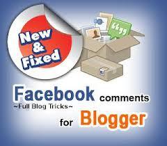 Cara Membuat Kotak Komentar Facebook Di Blog