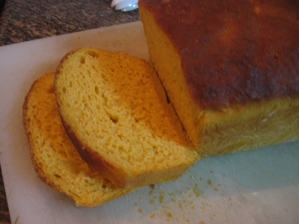 Sweet Potato Bread | The Fresh Loaf