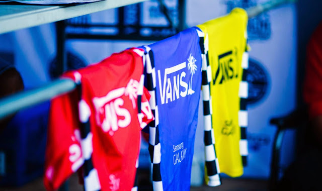 30 Vans World Cup 2014 Contest Jersey Foto ASP Ed Sloane