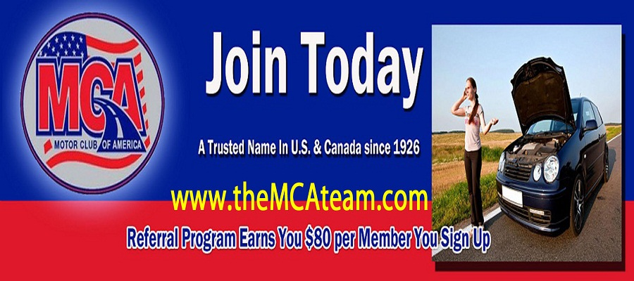 The motor club of america team mca 39 motor club of america for American traveler motor club