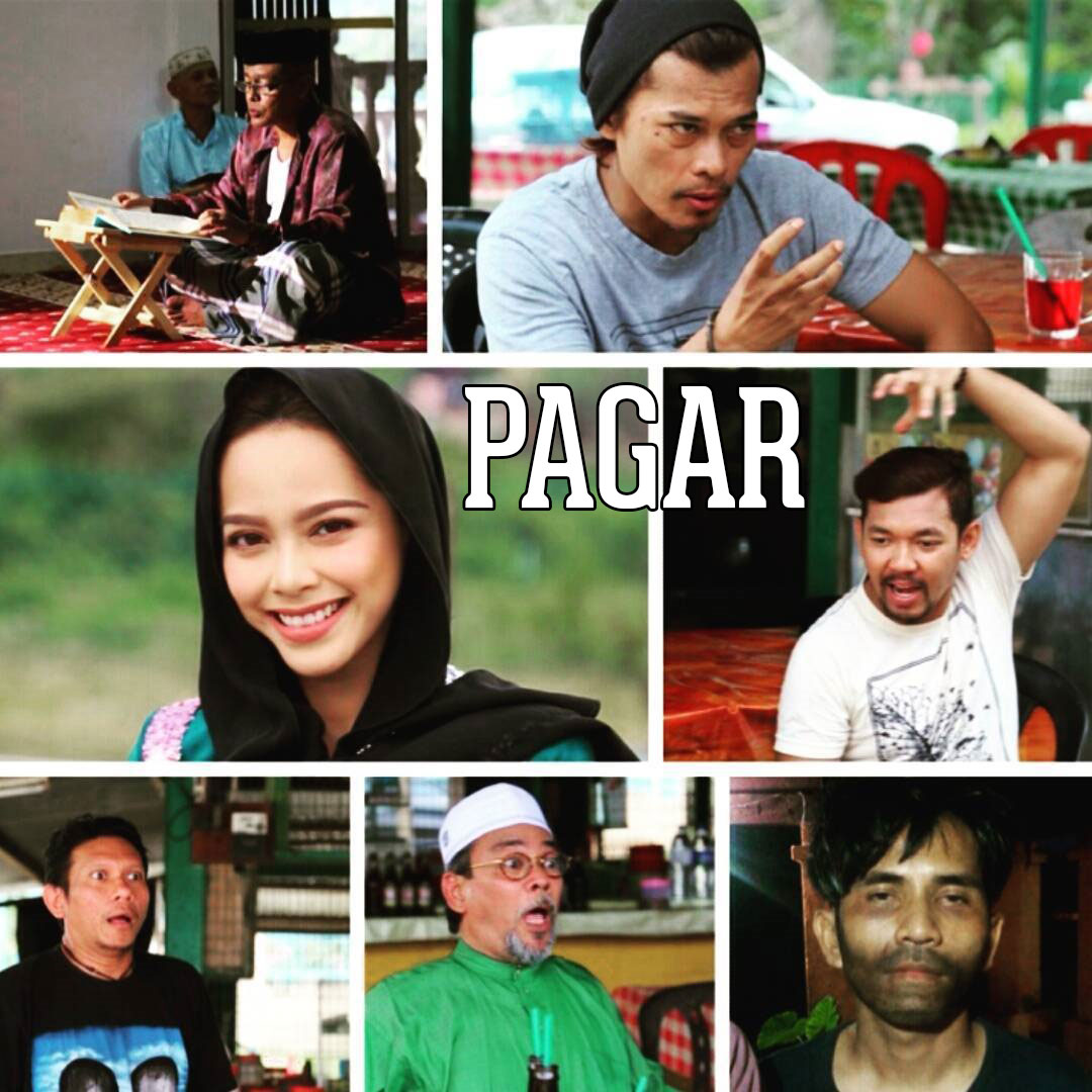 Telemovie Pagar - Cerekarama TV3