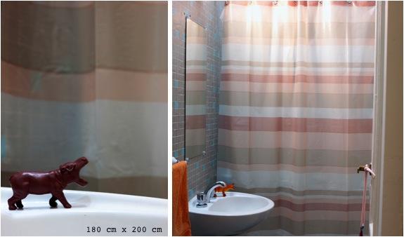 Surtido hules cortinas de ba o - Cortinas de bano transparentes ...